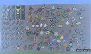 Minecraft Items Pixel Art
