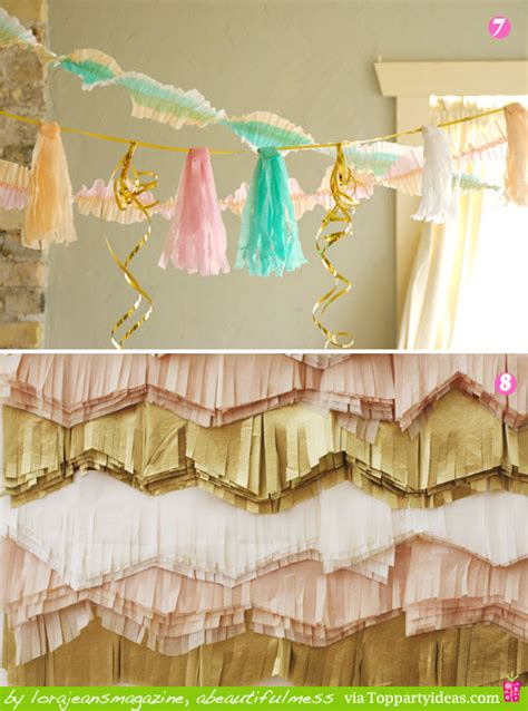 Decorating Ideas With Streamers by Best Diet Plan Decorating Ideas With Paper Streamers