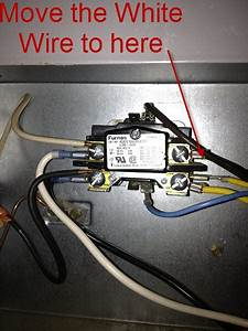 Help With 3 Wire To 4 Wire Condenser Fan Motor