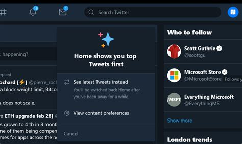 Twitter PWA for Windows 10 gets new icons and a new ...