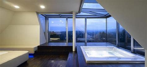 Futuristic Villa In Vienna by Futuristic Villa F In Vienna By Najjar Najjar