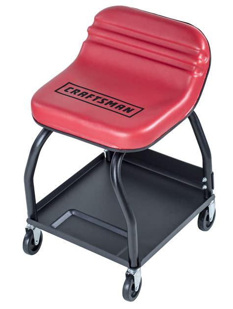 mechanics creeper chair craftsman high rise mechanics creeper seat shop your way