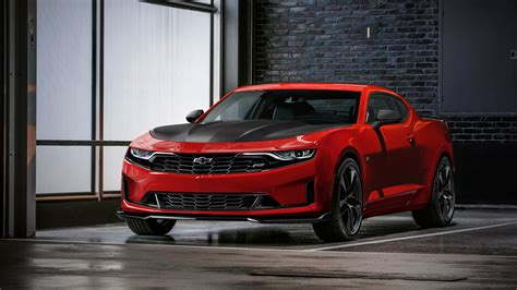 2019 Chevrolet Camaro Rs 1le 4k Wallpaper