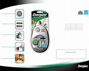 Energizer Battery Charger Chfm8 User Guide