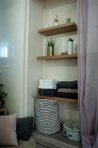 Carreaux Adhesif Salle De Bain : nouvelle d co pour une salle de bain les carreaux de ciment adh sifs ~ Melissatoandfro.com Idées de Décoration