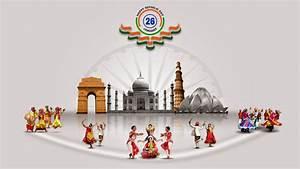 Indian Culture Republic Day Wallpaper