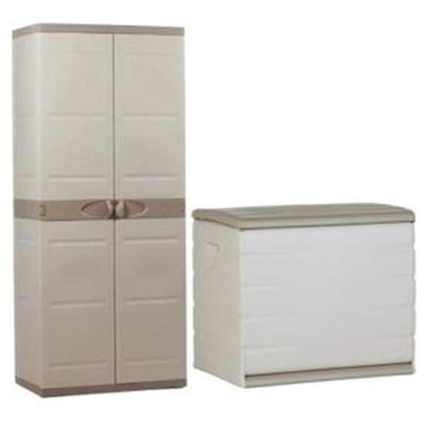 meubles rangement terrasse discount