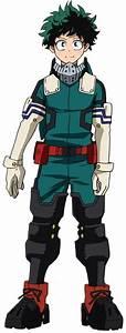 Izuku midoriya [My Hero Academia] Minecraft Skin