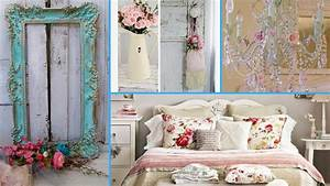 Shabby Chic Diy : how to diy shabby chic bedroom decor ideas 2017 home decor interior design flamingo mango ~ Frokenaadalensverden.com Haus und Dekorationen