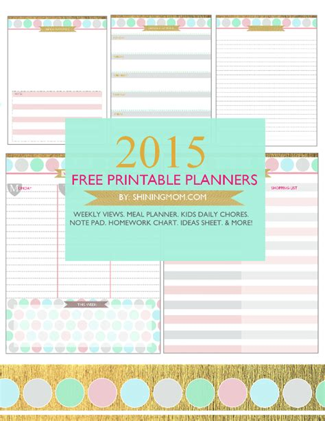 free daily calendar 2015 have a little freebie to give a printable 2015 home