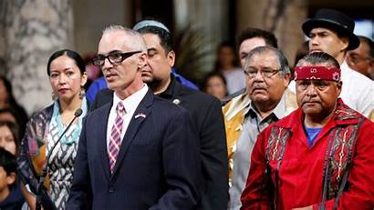 Indigenous Columbus Peoples Council Angeles Los Holiday