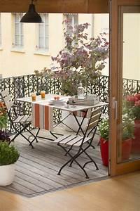 Balkongestaltung Kleiner Balkon : deko balkon kreative ideen f r design und wohnm bel ~ Michelbontemps.com Haus und Dekorationen