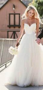 simple spaghetti straps layers tulle ball gown wedding With simple tulle wedding dress