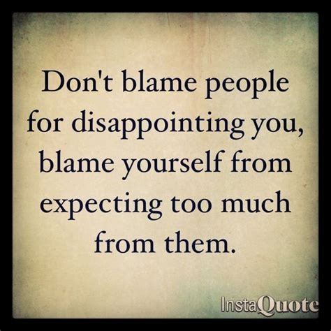 disappointment quotes quotesgram