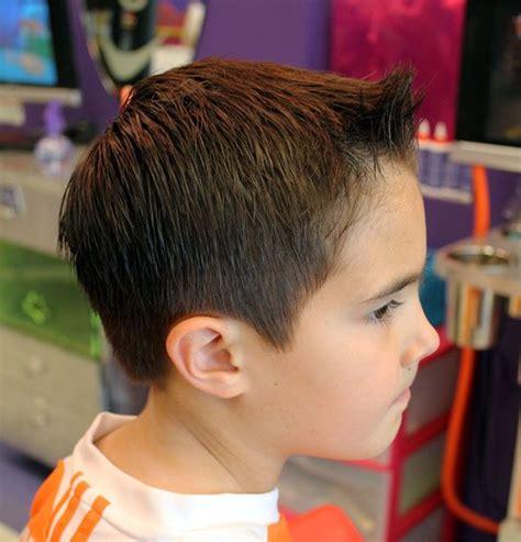 fohawk haircuts  boys hairstyles trendy funky