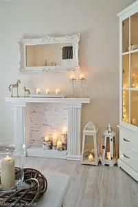 Camini Shabby Chic  Ecco 40 Idee Originali E Decorative
