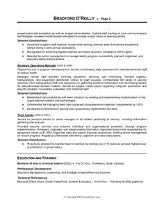 Veteran Resume Exles by To Civilian Resumes Resume Sle For