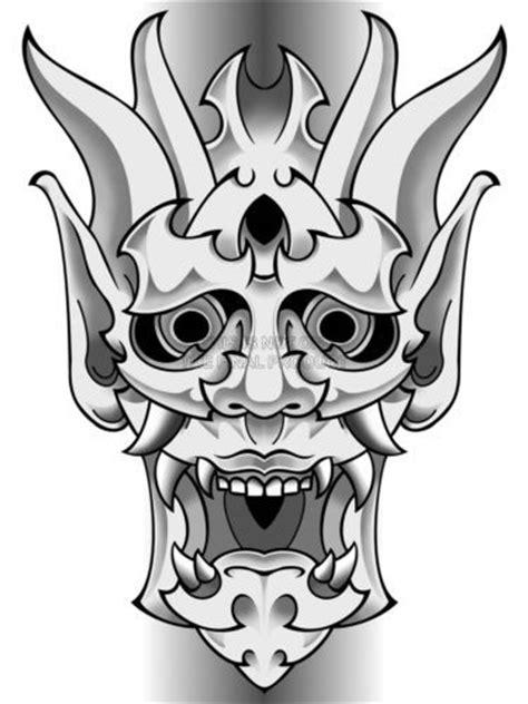 The 25+ best Japanese demon mask ideas on Pinterest | Oni mask tattoo, Oni tattoo and Japanese