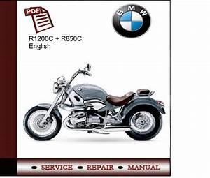 Bmw R1200c - R850c Service Manual