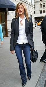 Jennifer Aniston | Style Trend ~ Flare u0026 Bootcut Jeans ...