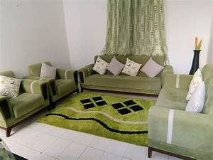 Canap Vert Olive Djibouti