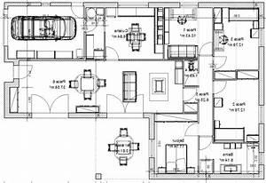 Maison 120m2 Plain Pied : plan appartement 120 m2 qa89 jornalagora ~ Melissatoandfro.com Idées de Décoration
