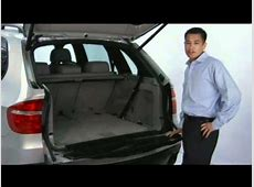 X5 Cargo Area Owner's Manual YouTube
