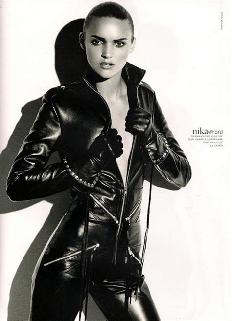 leather catsuit women fashion belief