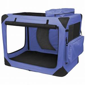 portable collapsible dog crate kennel travel pet crates With portable travel dog crate