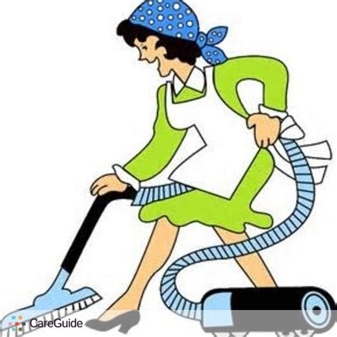 Independent cleaning lady from Poland Housekeeper