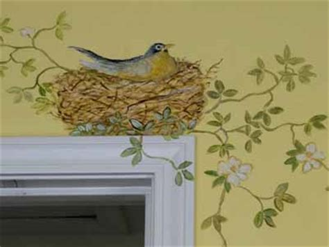 bird image  wall decoration modern wallpaper stickers