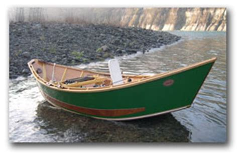 Green River Flat Bottom Boat by Rays River Dories Wooden River Boats Drift Boats Made