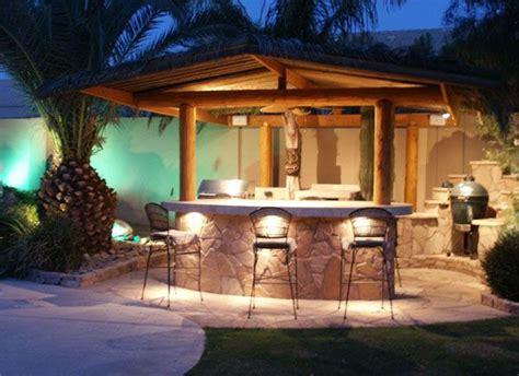 outdoor bar ideas awesome designs  home garden bars