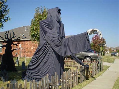 large grim reaper lawn decoration pictures