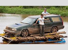 TOP GEAR Africa Special Car + River Raft Crossing! March