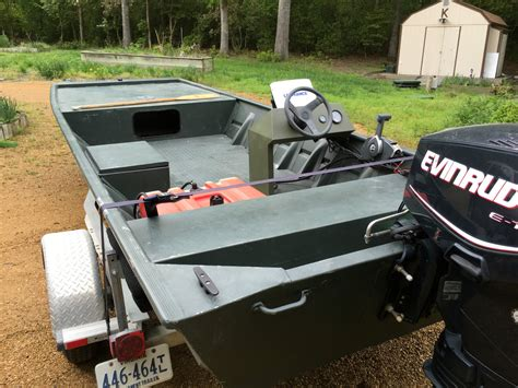 Jon Boat No Hull Number by Weldbilt Jon Boat 17 Boat For Sale From Usa