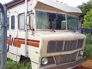Broke Bad  1978 Winnebago Chieftain