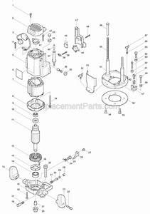 Makita 3612c Parts List And Diagram   Ereplacementparts Com
