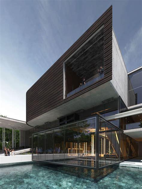 architectual designs office architecture s church uses concrete glass