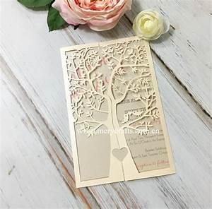 indian wedding invitation card wholesale laser cut tree With laser cut wedding invitations wholesale india