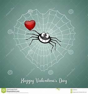 Valentinstag Lustige Bilder : lustige spinne im valentinstag stock abbildung illustration von valentine freunde 50196464 ~ Frokenaadalensverden.com Haus und Dekorationen