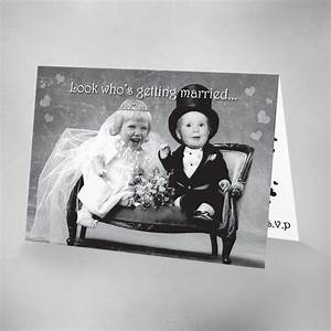 baby bride groom wedding invitations porkchop creative With wedding invitations with baby pictures