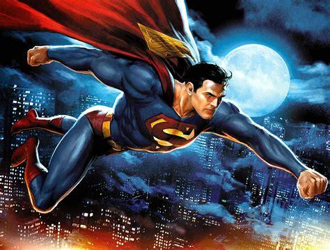 Kumpulan Gambar Superman Cartoon Wallpaper