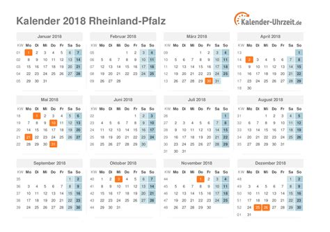 feiertage rheinland pfalz kalender