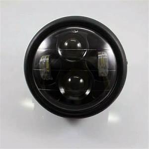 Jual Lampu Depan Motor Retro Led Di Lapak Rajza Olshop