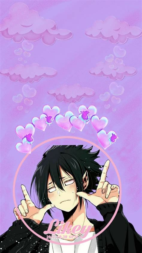 tamaki amajiki  bnha wallpaperlockscreen aesthetic