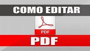 Como Editar Pdf F U00c1cil E Gr U00c1tis 100   U2b50how To Edit A Pdf