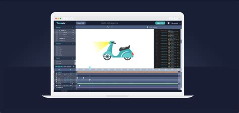 Just call animate() and use known methods like move(). SVG Animation Creator - Animate and Export SVG | Best 4 ...