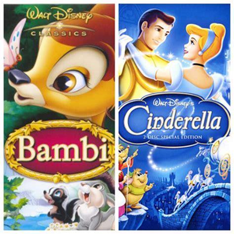 the best children s adults favorite disney 953   54fff10659709 bambi cinderella lgn