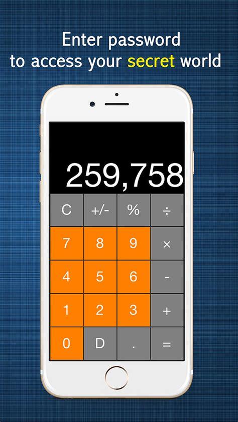 secret app iphone secret calculator file hider and secret player